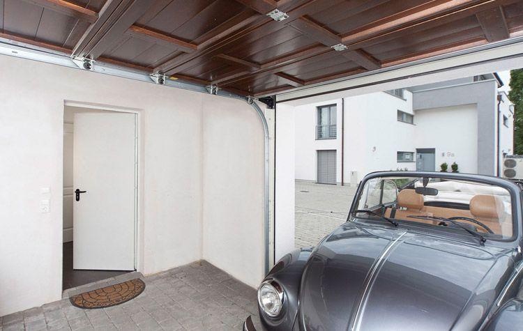 Fußboden Garage Dämmen ~ Durchgang garage haus ihr partner für ausbau in birkenheide